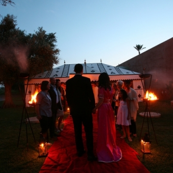 Arbiter - Wedding planner Marrakech