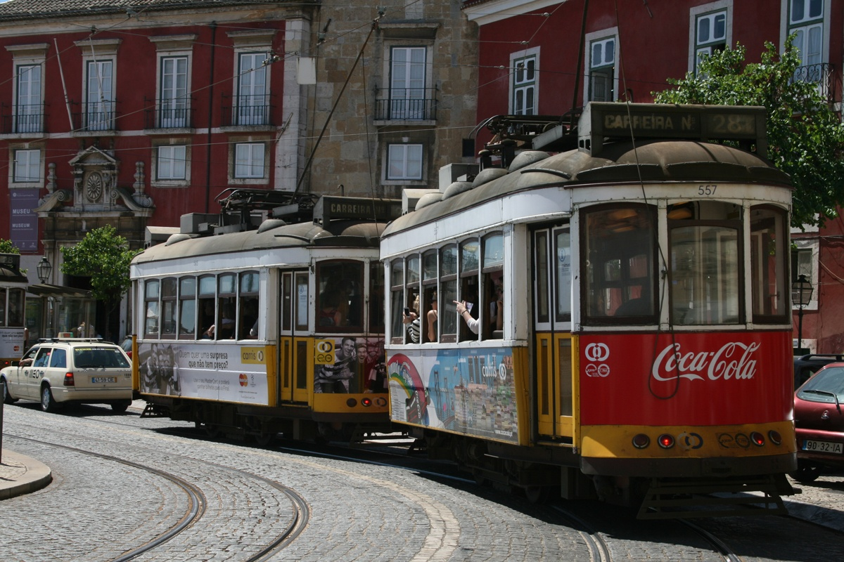 From Lisbon to Oporto