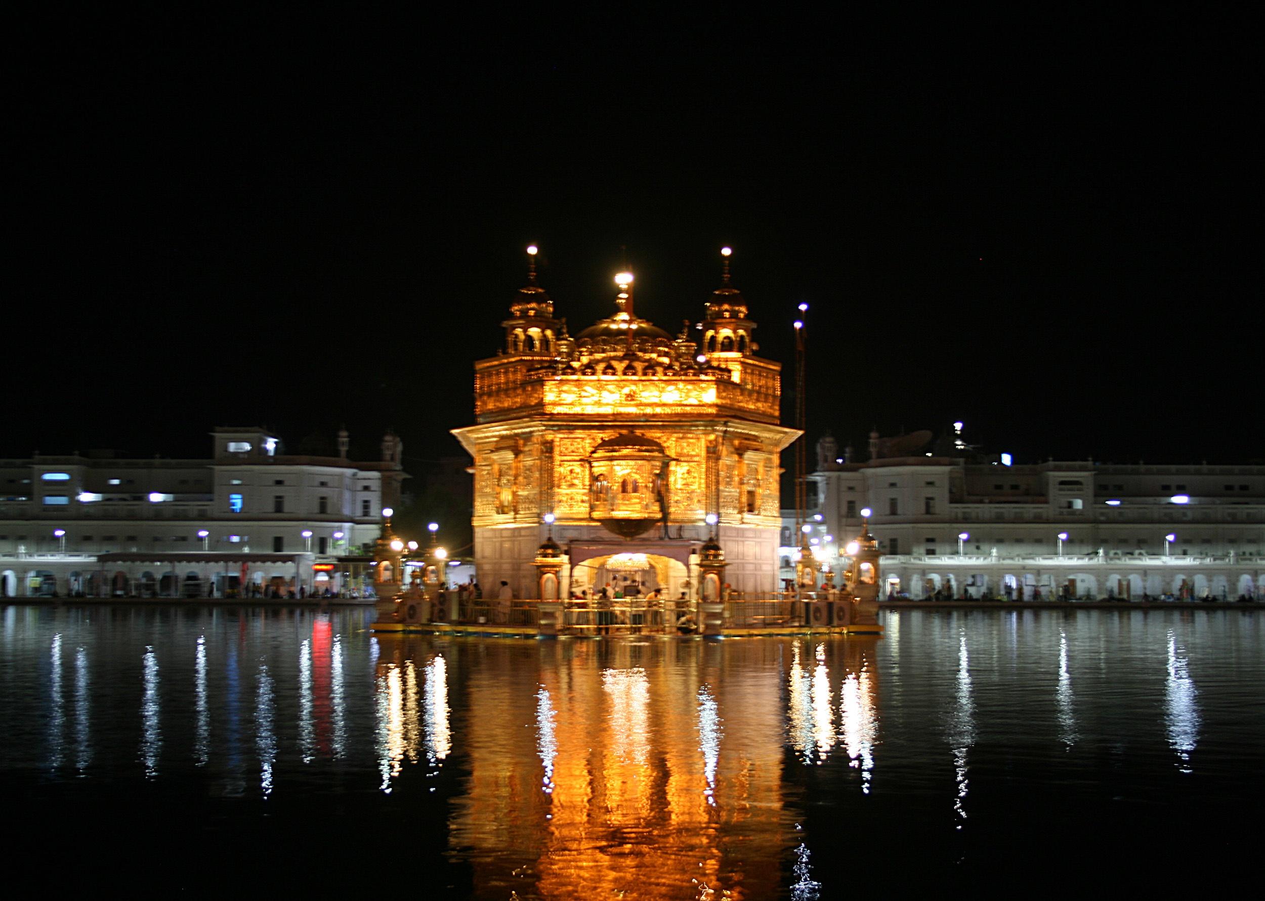 Amritsar - Il Tempio d'Oro dei Sikh