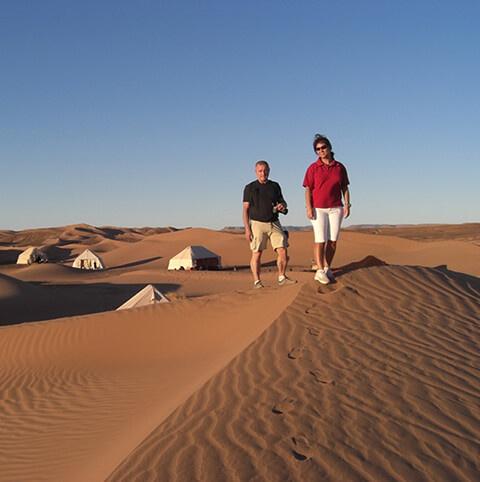 Agenzia viaggi Gallarate deserto