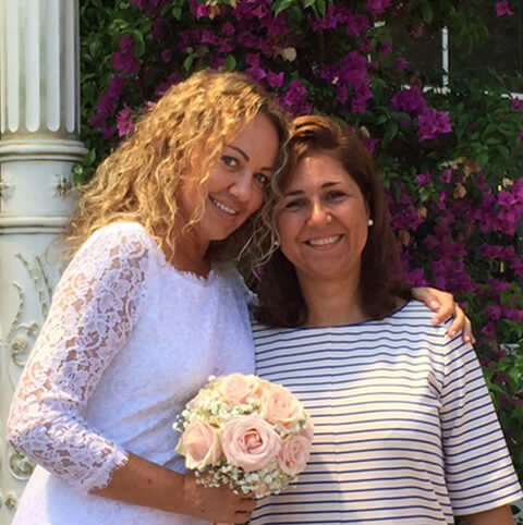 Wedding planner Gallarate Lorena Falsitta