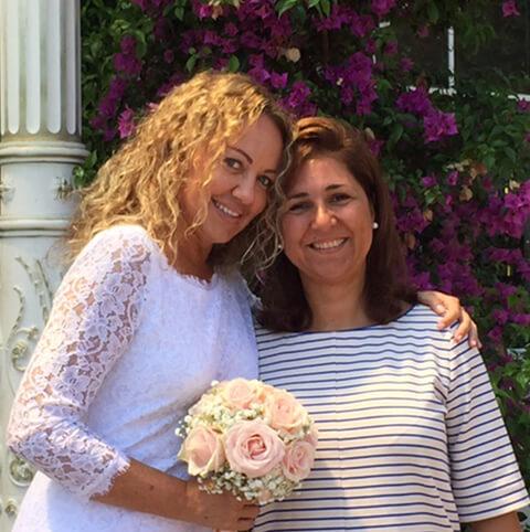 Arbiter viaggi - Lorena Falsitta - Wedding planner Milano