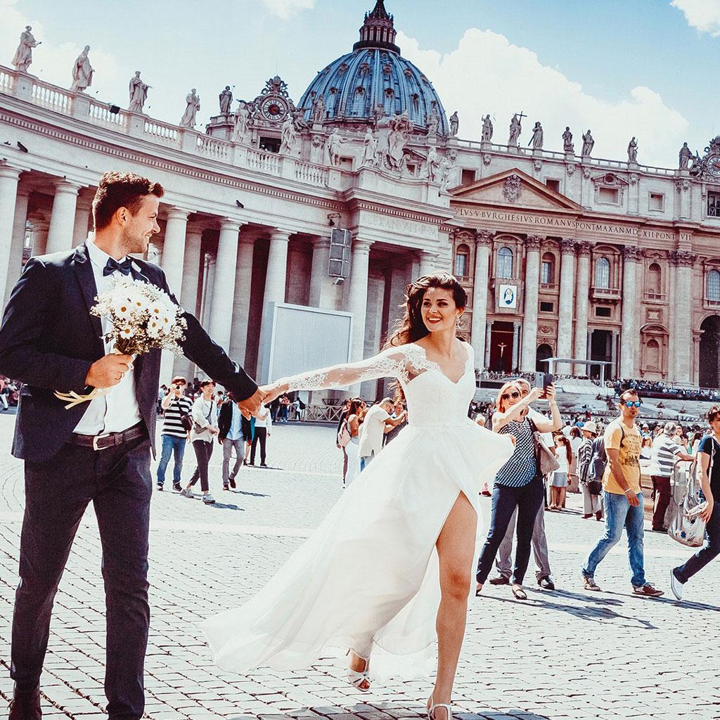 Dove andare in viaggio di nozze in italia